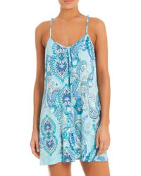 In Bloom - Sea Ridge Knit Chemise - Lyst