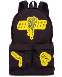 Off-White c/o Virgil Abloh   Patches Backpack   Lyst