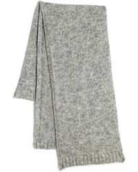 Jack Spade - Gallagher Brushed Wool Scarf - Lyst