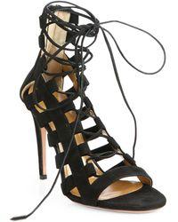 Luxury Collection | Aquazzura Heels | Lyst
