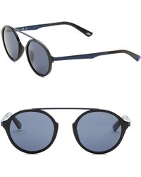 Web - 49mm Round 2-base Le Sunglasses - Lyst