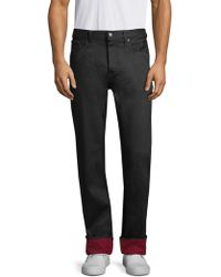 Tommy Hilfiger - Turned Up Relaxed Fit Jeans - Lyst