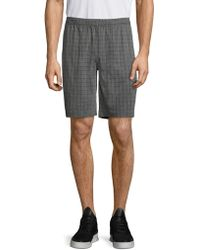 Mpg | Pacific Checked Shorts | Lyst