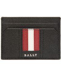 Bally - Thar Leather Card Case - Lyst
