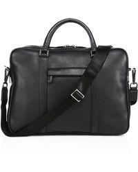 Saks Fifth Avenue - Medium Briefcase Bag - Lyst
