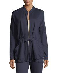 Natori - Zen Loungewear Topper - Lyst