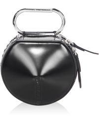 3.1 Phillip Lim - Alix Leather Circle Clutch - Lyst