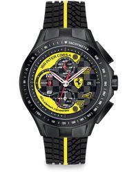 Scuderia Ferrari - Race Day Chronograph Watch - Lyst