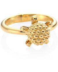 Temple St. Clair - Women's Mini Pod 18k Yellow Gold Ring - Gold - Lyst