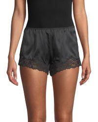 Natori | Sleek Tap Shorts | Lyst