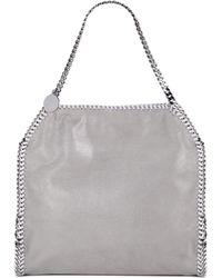 ae33e1652274d Stella McCartney - Women s Falabella Baby Bella Shoulder Bag - Black - Lyst