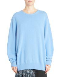 Dries Van Noten - Oversized Sweater - Lyst