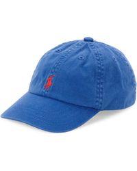Ralph Lauren Classic Baseball Cap