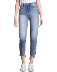 Joe's - Smith High Rise Straight Leg Jeans - Lyst