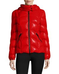 Moncler - Akebia Puffer Jacket - Lyst