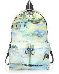 1be2153d4d Herschel Supply Co Tie Dye Print Clic Backpack In Blue For Men. Herschel  Supply Co Clic Little America ...