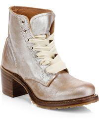 Frye - Sabrina Suede Boots - Lyst
