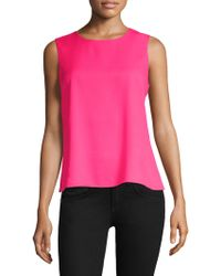 Cooper & Ella - Kate Shell Top - Lyst