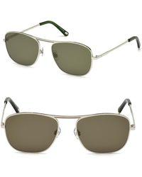 Web - Tinted Metal Sunglasses - Lyst