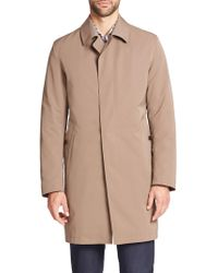 Saks Fifth Avenue - Removable Liner Trench Coat - Lyst