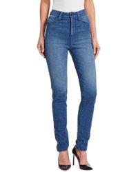 Brandon Maxwell - Skinny Denim Jeans - Lyst