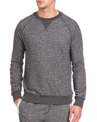 2xist - Terry Pullover Sweatshirt - Lyst
