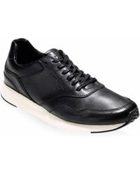 Cole Haan - Grandpro Leather Runner Trainers - Lyst