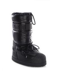 Moncler - Saturne Boots - Lyst