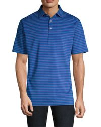 Peter Millar - Halifax Stripe Polo Shirt - Lyst