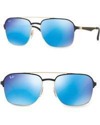 Ray-Ban | Square Sunglasses | Lyst