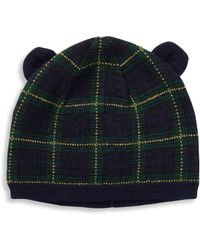 Polo Ralph Lauren Ski Bear Wool   Cashmere Beanie in Gray for Men - Lyst adacb8310aad