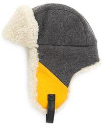 Crown Cap - Colorblock Winter Hat - Lyst