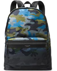 Michael Kors - Ocean Camo Backpack - Lyst