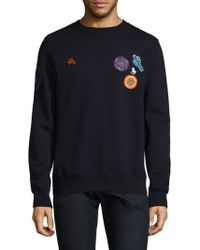 PS by Paul Smith - Crewneck Cotton Sweatshirt - Lyst