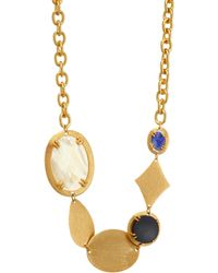 Stephanie Kantis | Mother-of-pearl And Black Onyx Necklace | Lyst