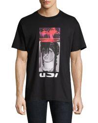 DIESEL - T-wallace-xb T-shirt - Lyst
