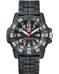 Luminox - Seal Carbon Compound Watch - Lyst