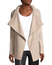 Mackage - Open Front Coat - Lyst