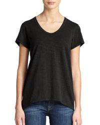 Wilt - Asymmetrical Cotton Tunic - Lyst