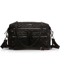 MZ Wallace - Quilted Crossbody Traveller Bag - Lyst