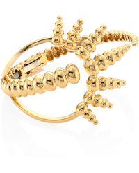 Nikos Koulis - Spectrum 18k Yellow Gold Bracelet - Lyst