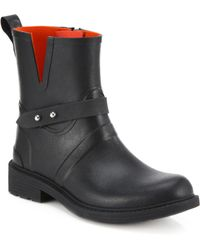 Rag & Bone - Moto Rain Boots - Lyst