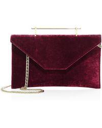 40051641b20955 M2malletier - Women's Anabelle Envelope Crossbody Bag - Forest Green - Lyst