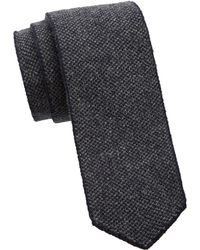 Saks Fifth Avenue - Collection Two-tone Cashmere Knit Tie - Lyst