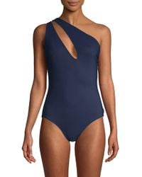 Shan - Les Essentials One-piece Swimsuit - Lyst