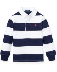 Ralph Lauren - Little Boy's & Boy's Rugby Shirt - Lyst