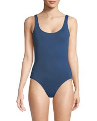 e2d4b40362 Solé East - Kelly One-piece Scoopback Swimsuit - Lyst