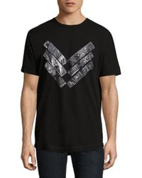 36 Pixcell - Graphic Printed Tee - Lyst