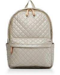 MZ Wallace | Metro Quilted Back Pack | Lyst