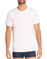 Calvin Klein   Two-pack Cotton Classic Roundneck Tee   Lyst